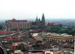 Krakow palac