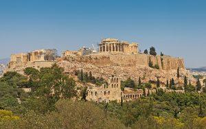 Афіни, Акрополь
