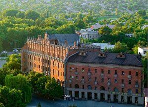 Готель Україна Луганськ