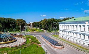 місто Полтава