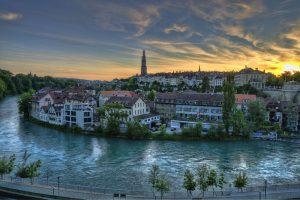 Берн_ столиця_Швейцарії